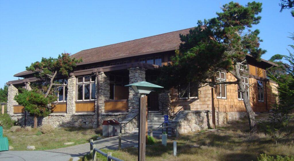 Asilomar Chapel Front