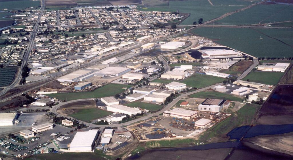 Castroville Industrial Park Aerial