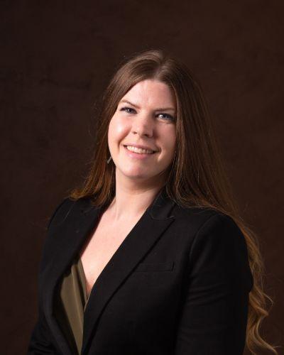 Laura K. Walters, Receptionist