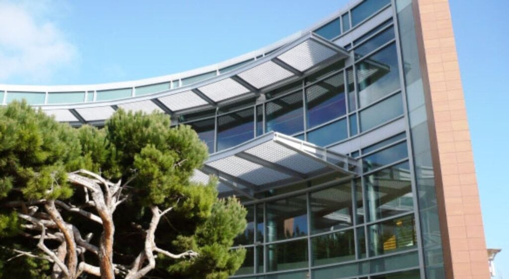 Monterey County Government Center Outside