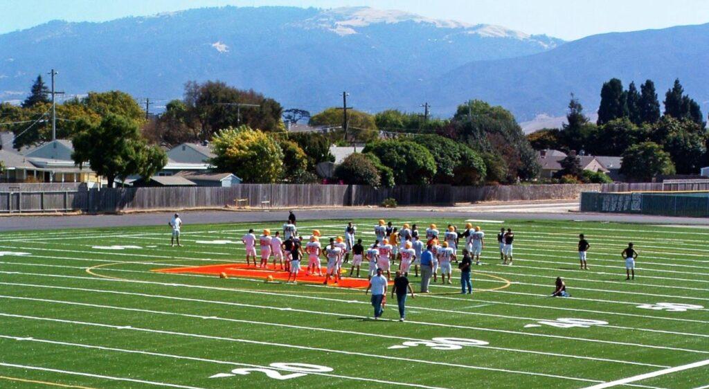 Palma High School Field