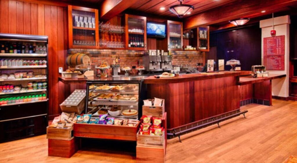 Phoebe Hearst Cafe