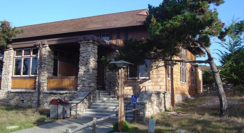 Asilomar Chapel Front 2