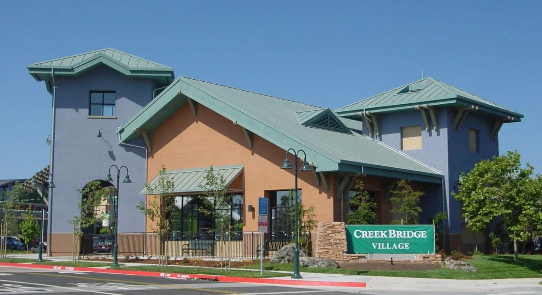 CBV R1 bldg NE corner
