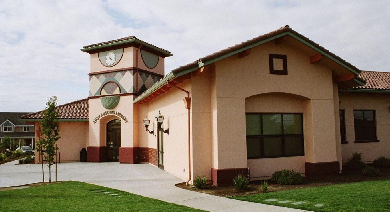Castroville Library 3