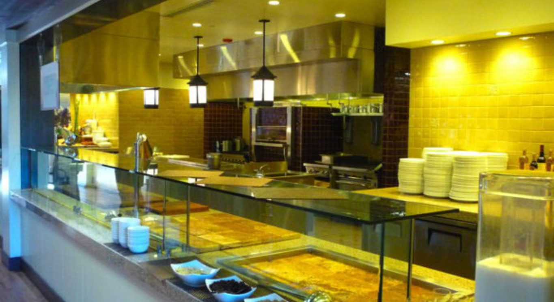 Crocker Dining Hall Kitchen