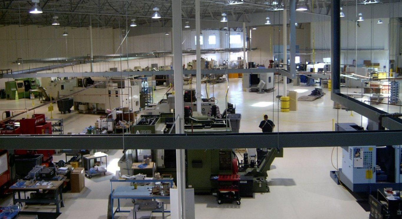 RWI Plant Floor