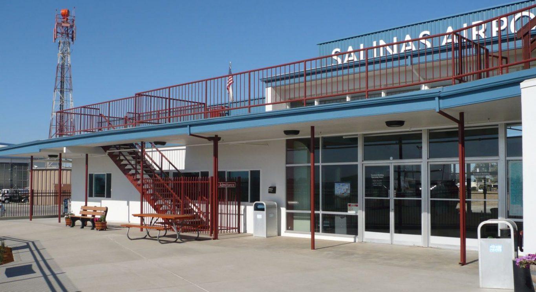 Salinas Airport TI 1