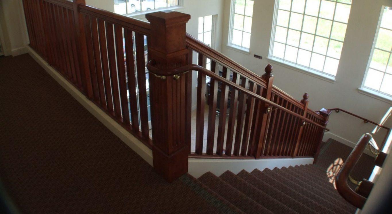 Stairway - upper
