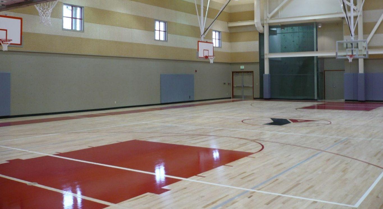 YMCA Gym int 4
