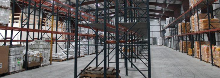 Ad Warehouse Interior