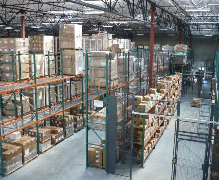 Nordic Natural Warehouse