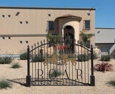 Photo of Roar Winery Gate