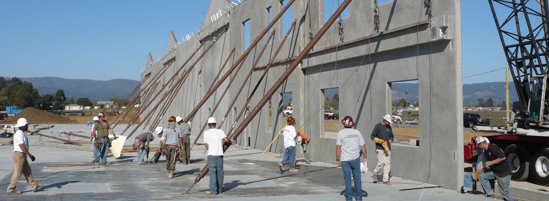Tilt Up Construction